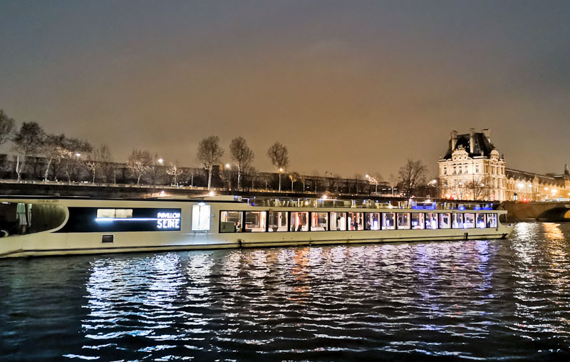 privatiser bateau paris seine