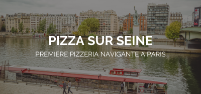 pizza sur seine, pizzeria navigante paris